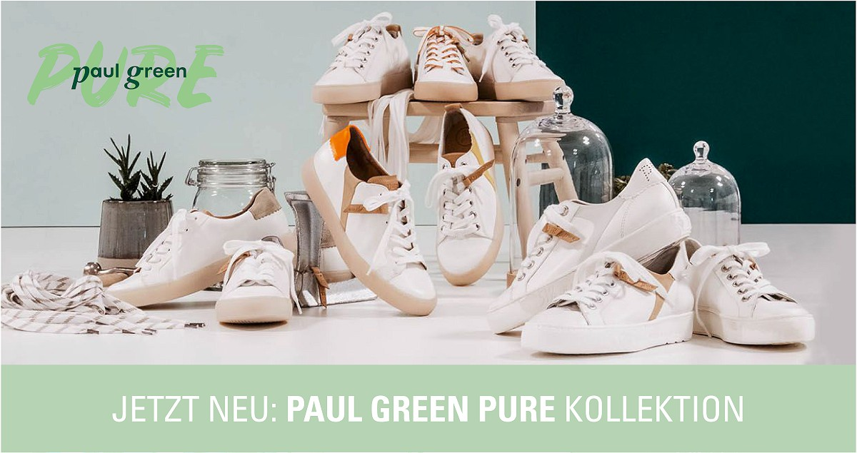 Paul Green Pure Kollektion